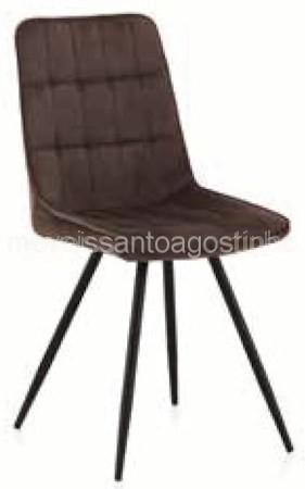 Cadeira Ref. 8388 - Castanho
