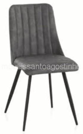 Cadeira Ref. 8393/10 - Cinza