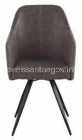 Cadeira  Ref. 8394/10 - Cinza